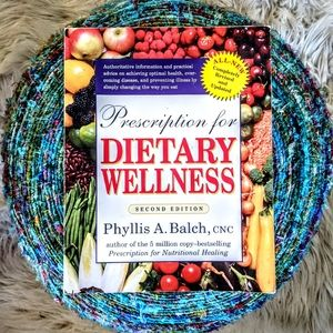 Book - Dietary Wellness